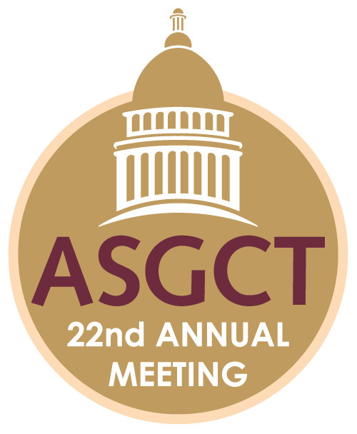 ASGCT 2019 Annual Meeting